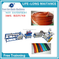 good stability 3 layer PVC garden hose extrusion machine most popular ,max : 7 layer co-extrusion