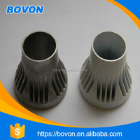 high quality sand casting aluminium accurate casting lamps of concrete casting mould