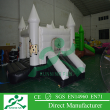 Mini kids indoor bounce castle, inflatable jumping castle