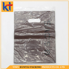 Yiwu hot sale eco-friendly whoelsale recycle carry promotion recycled garment plastic bag.documents carry bag