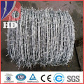 Electro Galvanized Barbed Wire Anping direct factory