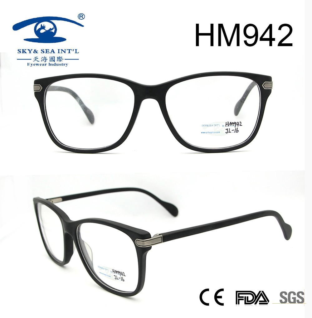 2017 spring new style best designer acetate optical frame for wholesale
