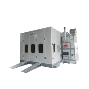 OBC-DS1 walk in car baking oven car spray booth