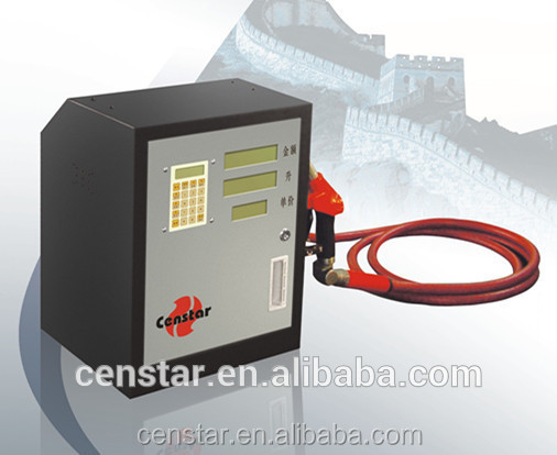 CS20 smart removable display board fuel dispenser, excellent production magic mobile dispenser