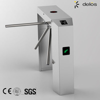 Tripod Turnstiles of excellent finger print gate access control