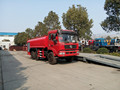 Factory Supply 2016 Dongfeng 6X6 All-Wheel Drive 20000Litres forest fire truck