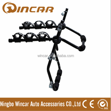 Hitch Bike Carrier Carried 3 Standard Bikes By Wincar
