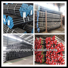 top supplier astm a106 gr B seamless pipe