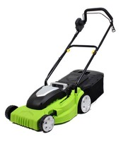 1400W Electric rotary garden lawn mower