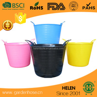 Widely used for Fruit/Kitchen/Vegetable/Washing Good quality with competitive price Pure PE material bucket