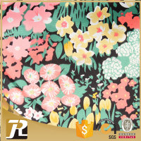 New arrival Wholesale Solid high quality cotton elastane fabric