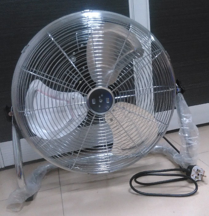 Home appliances Floor fan /metal boxes/made in china 18 inch electric fans