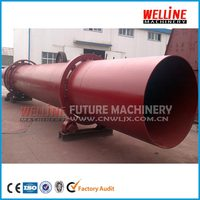 Factory direct sell maize rotary dryer machine price