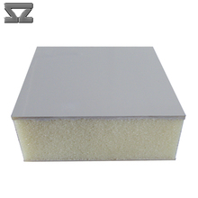 Factory wholesale insulation environmental friendly european frp high density pu foam sandwich wall panels