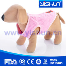 Soft Comfortable pet vest for dogs and cats