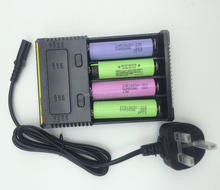 Portable Original NITECORE New I4 18650 Li ion Smart Battery Charger