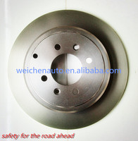 China brake disc for auto parts