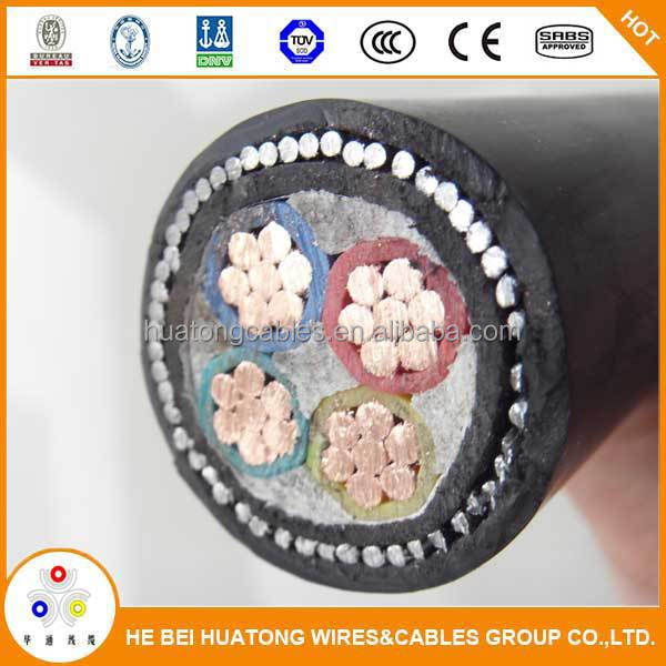 xlpe dsta pvc cable undergrounding cable