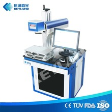 Mini Fiber Laser 20W 30W Cabinet Metal Laser Engraving Printing Machine Marking Hallmark Batch Code