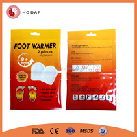 hot sale Winter keep warm disposable heating pad foot warmer pad