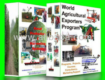 Agriculture Machinery Exporter Support System