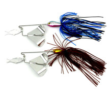 Wholesale low MOQ spinner fishing bait 16g buzz bait