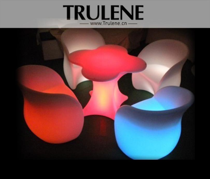 2016 인기있는 색상 변경 방수 led 가구 테이블 의자 CE 및 RoHS-정원 ...