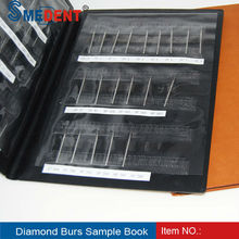 Dental Products /Diamond Burs Sample Book FG series