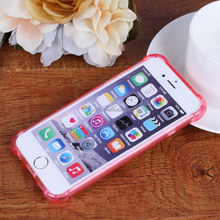 Best selling items mobile phone shell for iphone, ultra thin transparent crystal tpu hard case cover for iphone SE