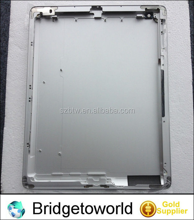 Brand New For Ipad 4 Back Cover Housing Replacement 4 Aluminum WIFI