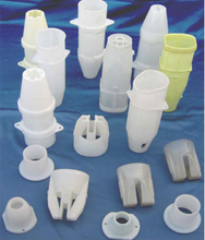Injection molding plastic bottle grippers nylon grippers