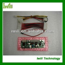 Iwill 9-32V Wide-Voltage ITPS Power Board DC-M3812