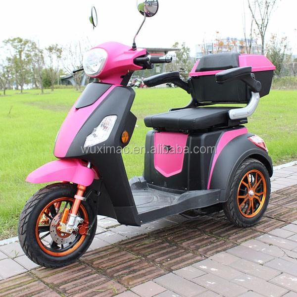 electric tricycle for 2 person with motor kit