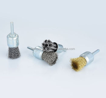 Hot Sale Good Quality Steel Wire End Brushes For Cleaning