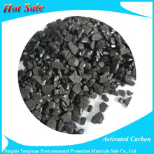 Wood powder Coconut Shell activated carbon for desalination in water