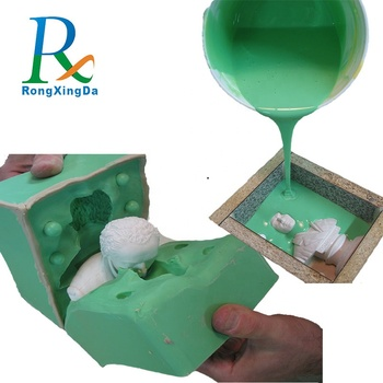 Hot sale Liquid Silicone rubber for making gypsum statues mold