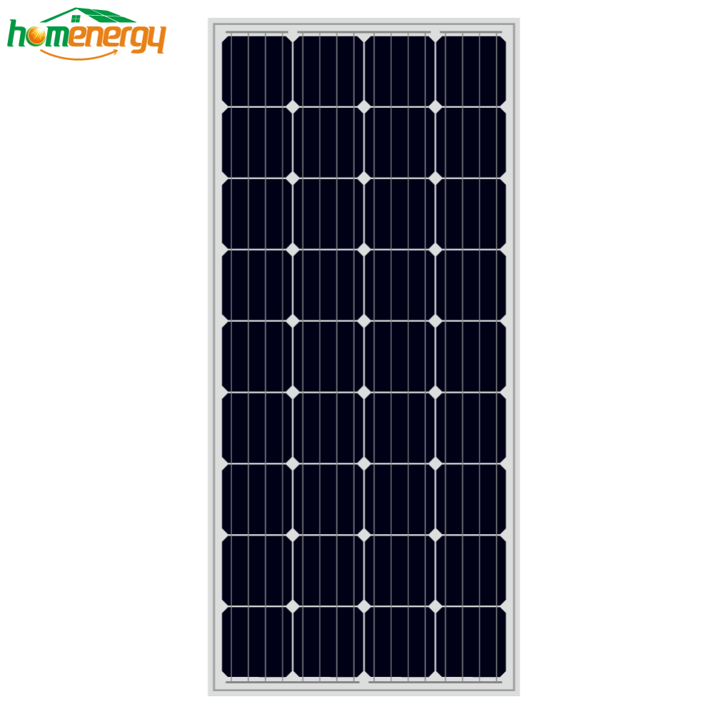 Bluesun high quality mono 170w 150w el panel solar 150w 12v for home