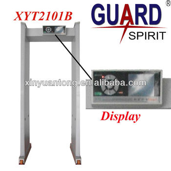 Metal Dector Walk Through Security Gate