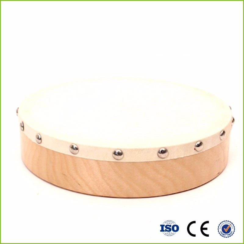 YH Educational musical instrument hand drum noise maker percussion toys