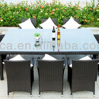 Patio Furniture Rattan Outdoor Restaurant Furniture