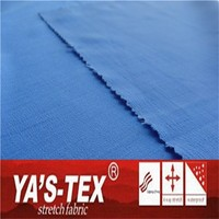 Polyester Spandex Material and Make-to-Order Supply Type Waterproof Fabric