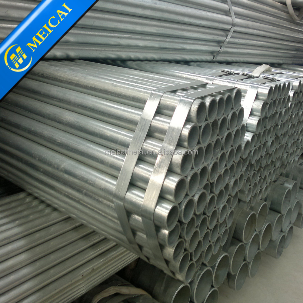 galvanized scaffolding tube with scaffolding spare parts used pipe scaffolding