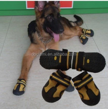Pattern New Pet Dog Toys Shoes Fashion Shoes Buddy Dog Reflective Dog Shoes