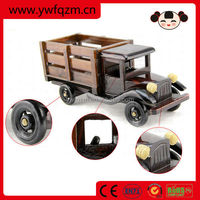 2015 Wholesale Good Quality Handmade Wooden Truck