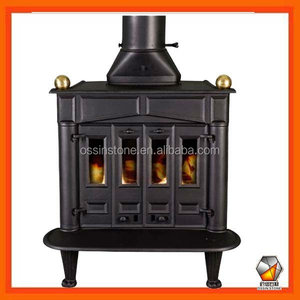 Multi Fuel Cast Iron Wood Burning Stoves