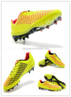 2014 Branded soccer boots, soccer football tpu boots made in China, design soccer boots.