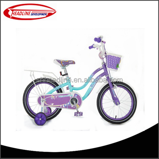 2016 New Hot Selling 4 wheels Kids Bike/Children Bicyle with good price /Cheaper price
