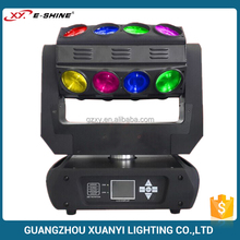 High Quality Studio Lighting 16x15W Roller Moving Head Beam, Led Beam Light Roller Moving Head Stage Equipment