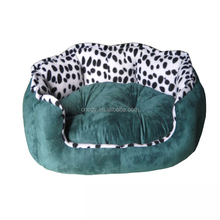 New Medium Cut Plush Pet Nest Dog Beds With Removable Cushion