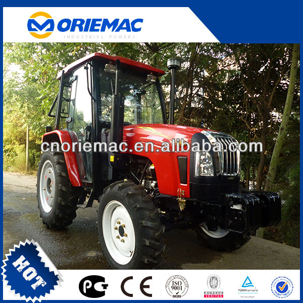 2WD 90hp Lutong farm tractor front end loaders LYH900